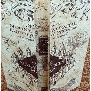 "Wizarding World of Harry Potter Marauder's Map"""